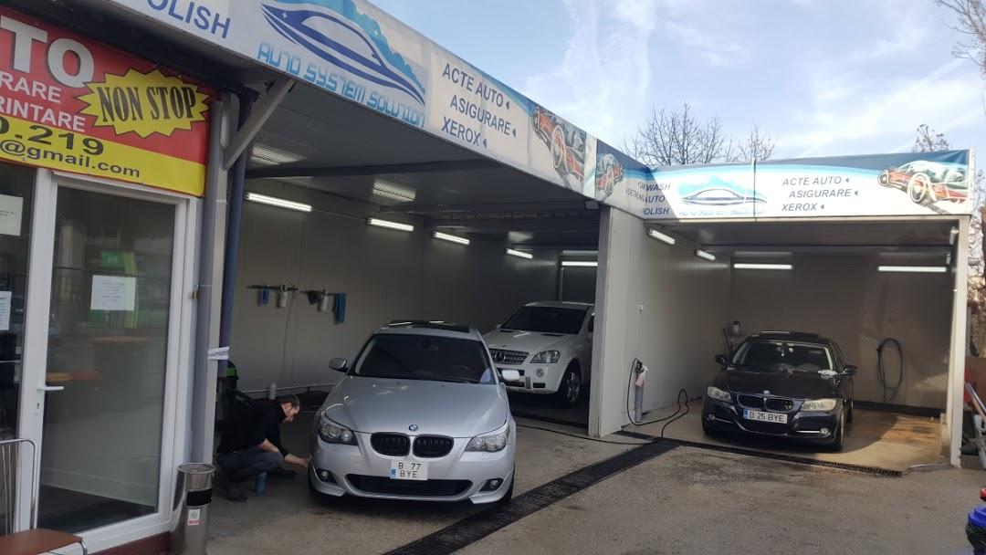 Montaj Folie Auto LLUMAR - AUTO SYSTEM SOLUTION SRL