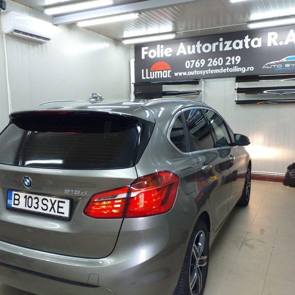 Montaj Folie Auto autorizata rar sector 5 bucuresti auto system